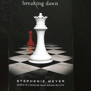 Other - The Twilight Saga - Hardcover Book - Breaking Dawn